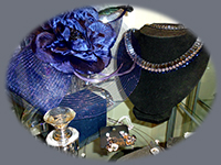 Authentic gifts, jewellery and clothes